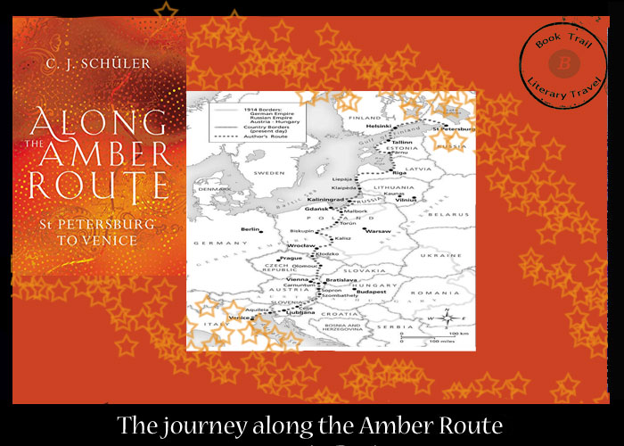 Travel along the Amber Route with Chris Schuler