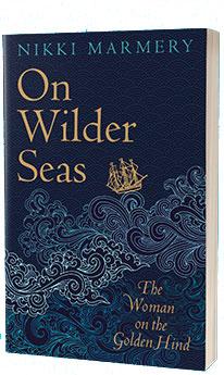 Sail awayon Wilder Seas with Nikki Marmery