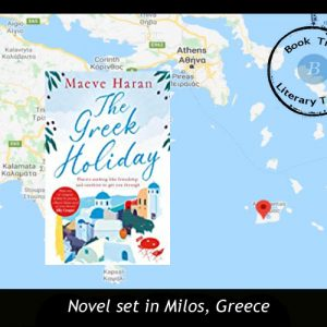 Travel on The Greek Holiday with Maeve Haran