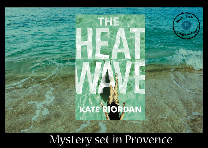 Poolside reading set in Provence - Kate Riordan