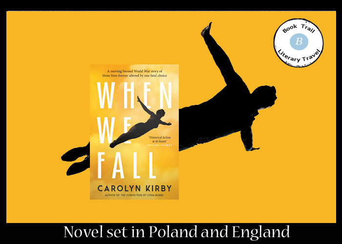 Novel set in Poland and England -When We Fall - Carolyn Kirby
