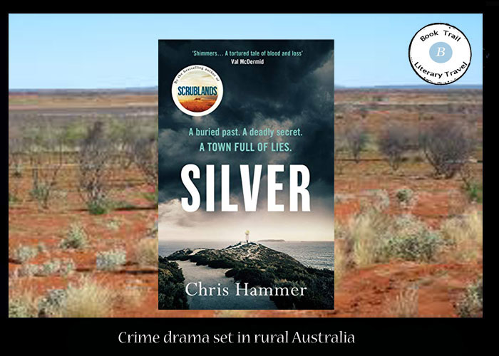 Travel to Port Silver Australia with Chris Hammer