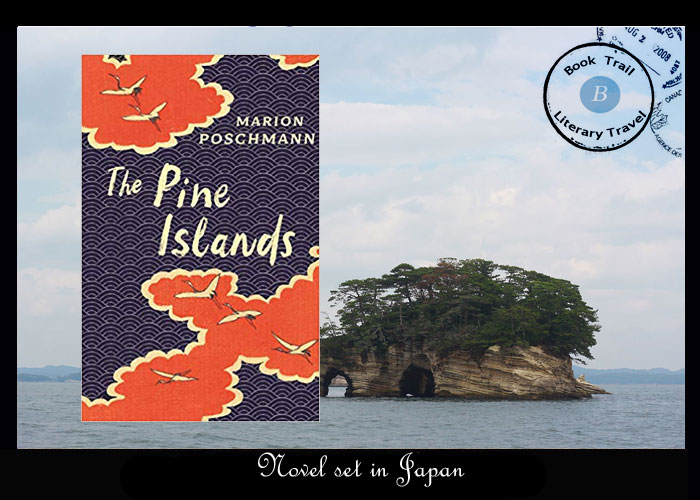 Novel set in Japan - The Pine Islands by Marion Poschmann
