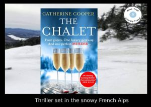 Thriller set in the snowy French Alps