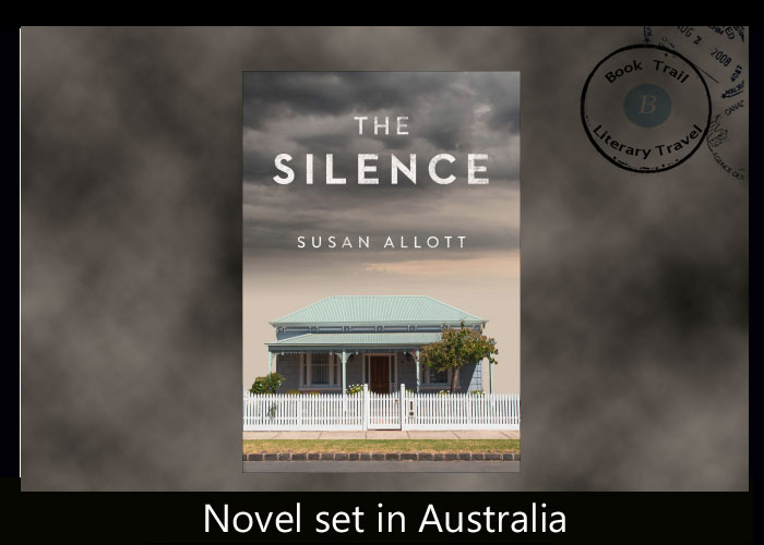 Novel set in Australia - The Silence by Susan Allott