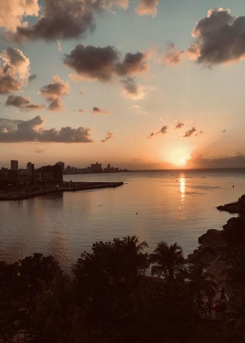 Explore Cuba with Rachel Rhys