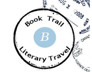 BOOKTRAIL  TRAVEL STAMP