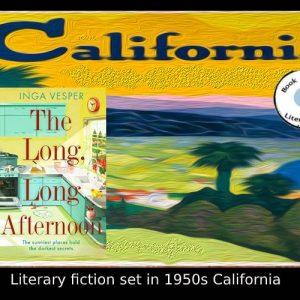 Novel set in California – Inga Vesper