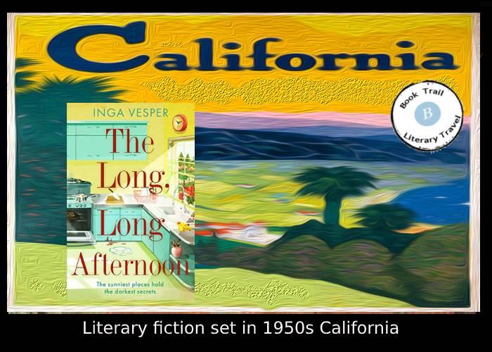 Novel set in California - Inga Vesper
