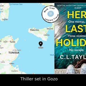 Thriller set in Gozo – Her Last Holiday C L Taylor