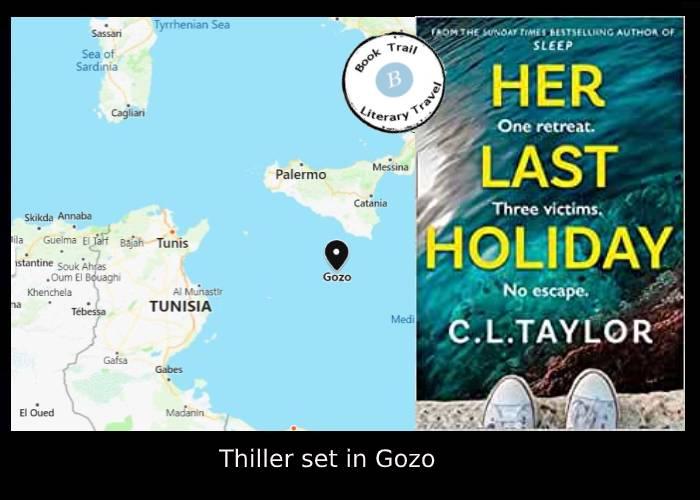 Thriller set in Gozo