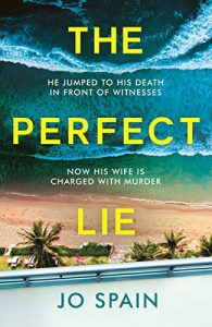 The Perfect Lie by Jo Spain