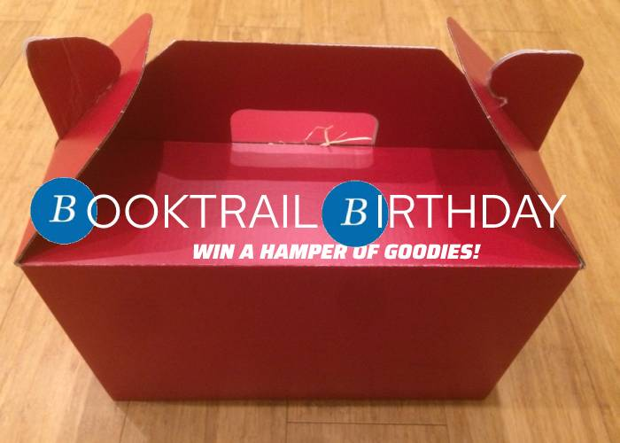 BookTrail Birthday