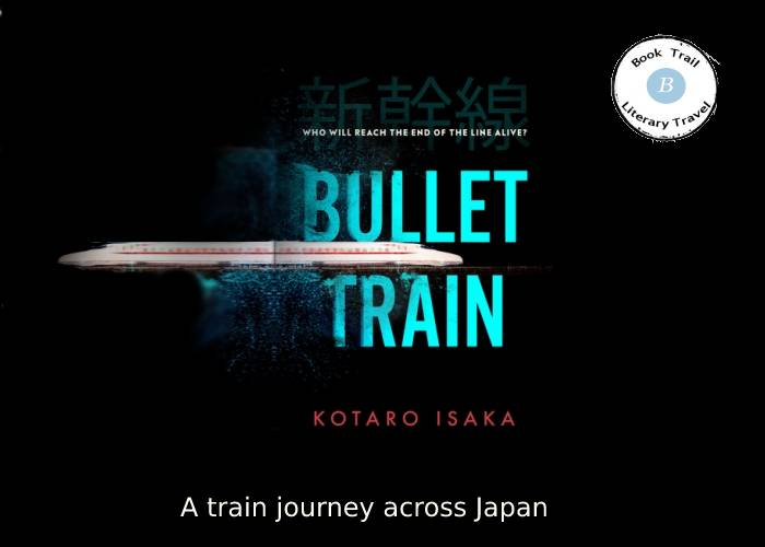 Bullet Train set in Japan between Tokyo and Marioka
