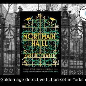 Golden Age Mystery set in Yorkshire and London