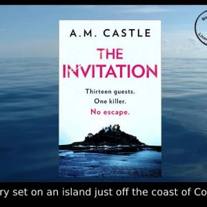 Travel to Cornwall with The Invitation by A M Castle