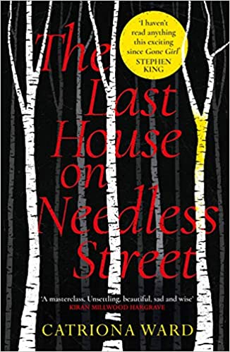 The end of Needless Street with Catriona Ward