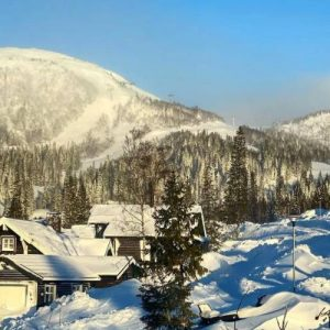 Travel with Viveca Sten to Åre, Sweden