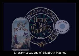 Literary Locations of Elizabeth Macneal