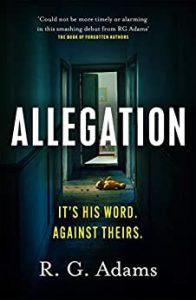 Allegation R G Adams
