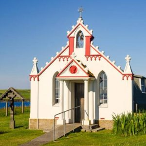 Travel to Orkney with Caroline Lea