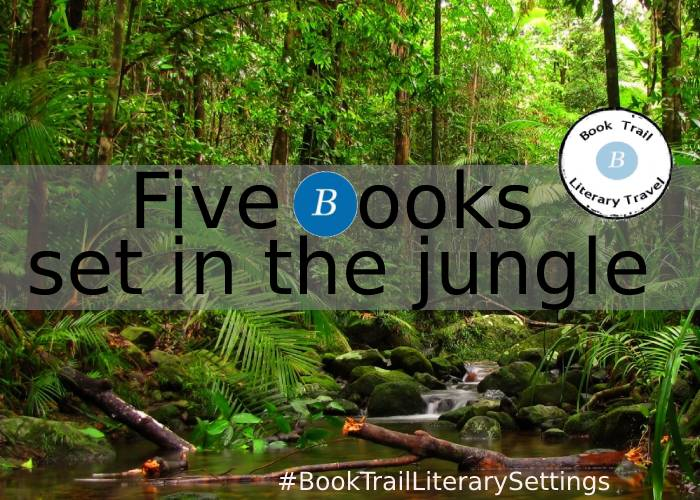 Five Books set in the jungle