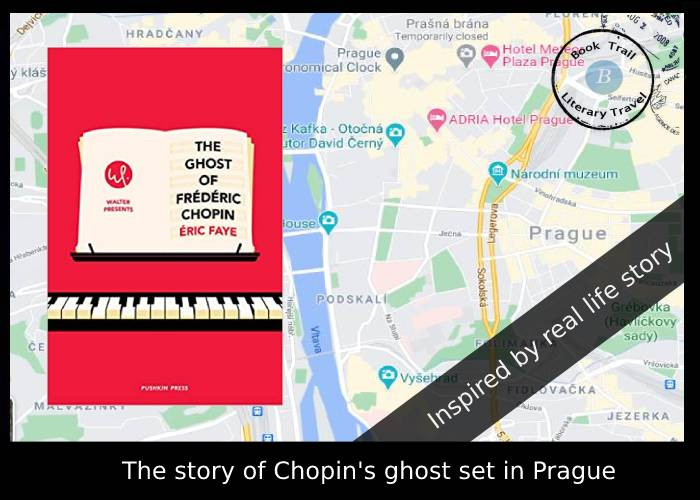 The Ghost of Frederic Chopin set in Prague