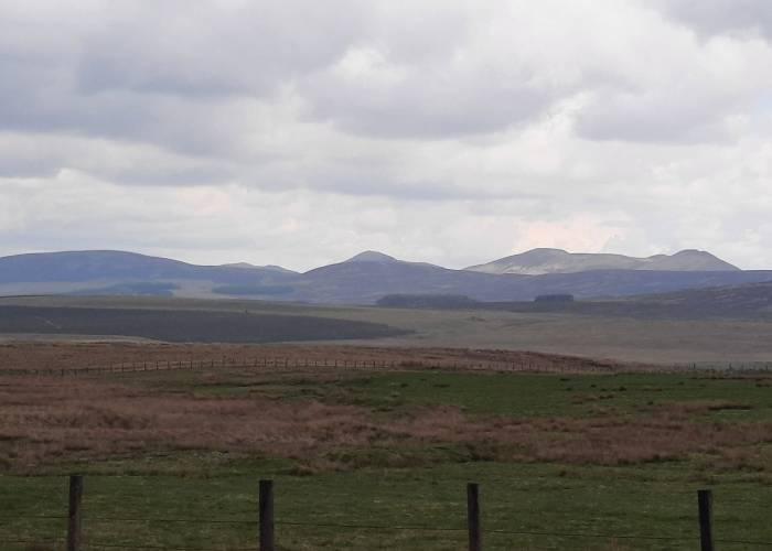 Pentland Hills (c) Flora Johnston