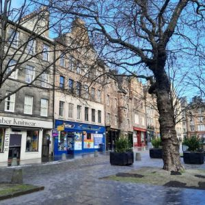 The Edinburgh of What You Call Free with Flora Johnston