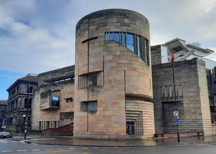 National Museum of Scotland (c) Flora Johnston