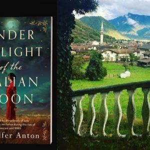 Travel to Fonzaso, Italy with Jennifer Anton
