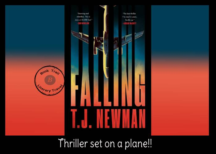 Thriller set on a plane
