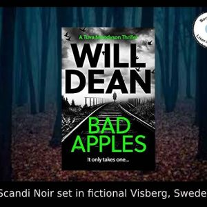 Competition – win Bad Apples by Will Dean
