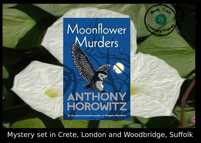 Mystery of the Moonflower Murders by Anthony Horowitz