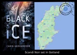 Black Ice in the Gotland of Carin Gerhardsen