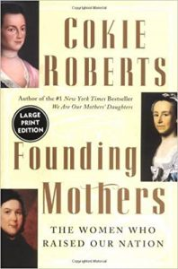 Founding Mothers Cokie Roberts