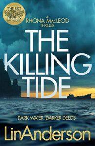 The Killing Tide Lin Anderson