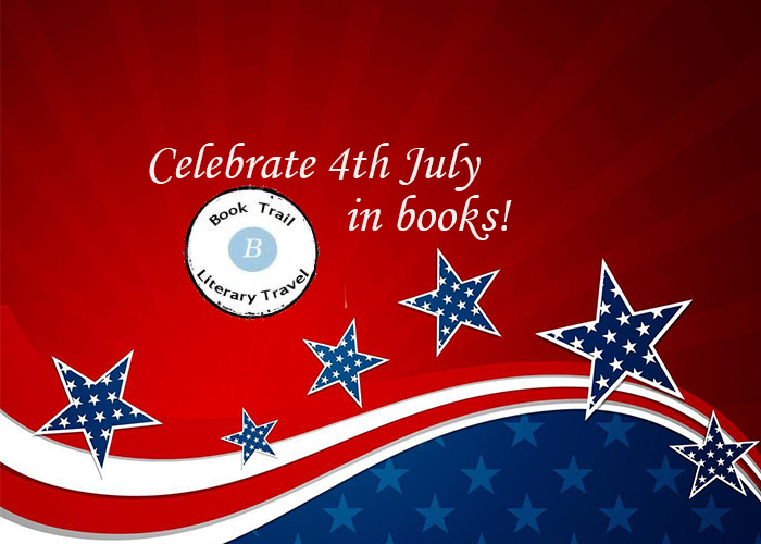 Fourth of July - Reading Books on Vacation