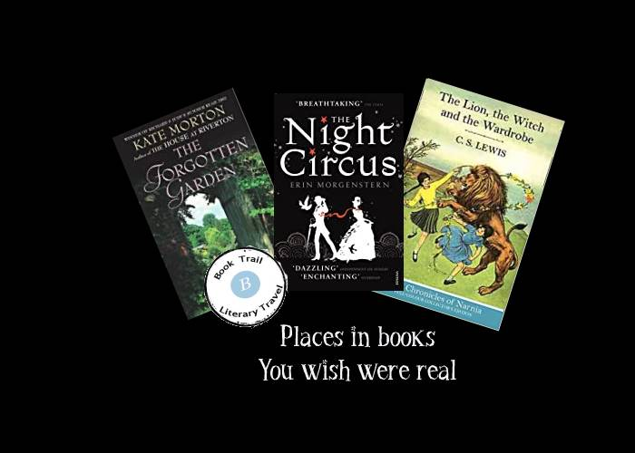 Places in books you wish were real