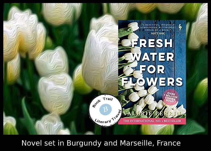 The Setting of Fresh Water for Flowers by Valérie Perrin
