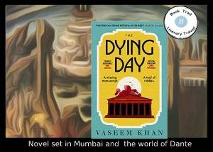 The Dying Day set in Mumbai by Vaseem Khan