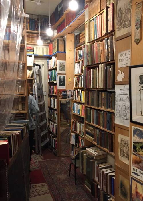 The Great British BookTrail – Armchair Books