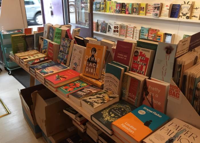 The Great British BookTrail - The Edinburgh Bookshop