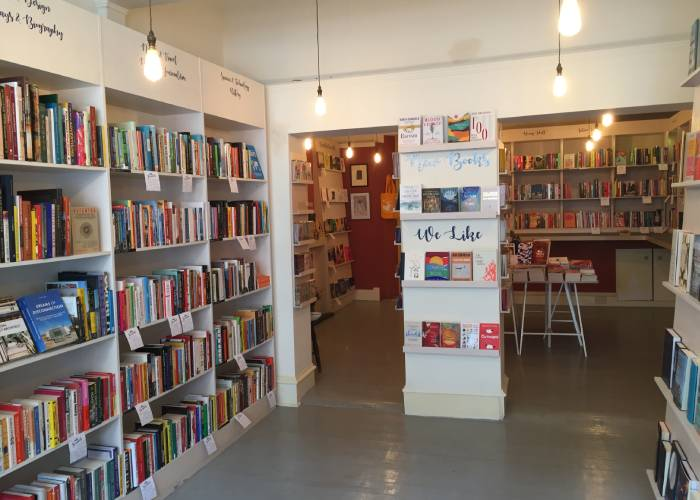 The Great British BookTrail – Golden Hare Books