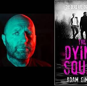 Travel to the setting of The Dying Squad by Adam Simcox