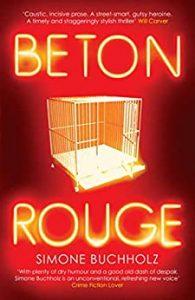 Beton Rouge Simone Buchholz