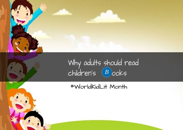 Why Reading Children's Books is Good