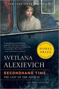 Secondhand Time Svetlana Alexievich