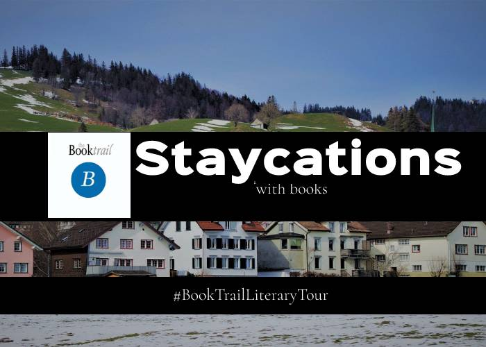 Staycations in books