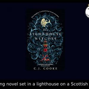 Spooky novel set on a Scottish island – C J Cooke